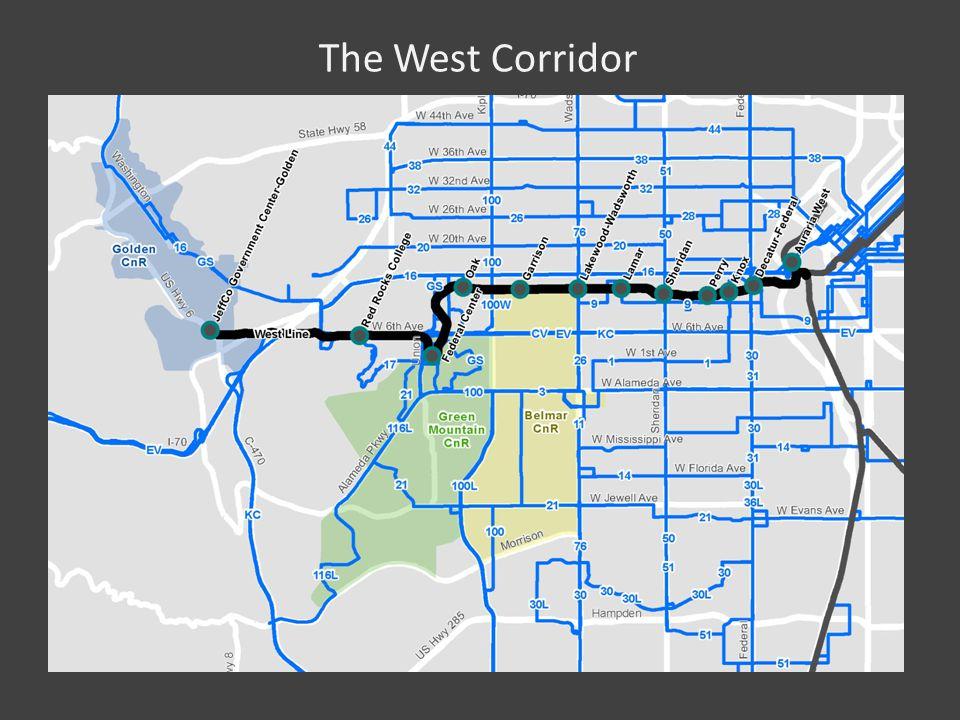The West Corridor