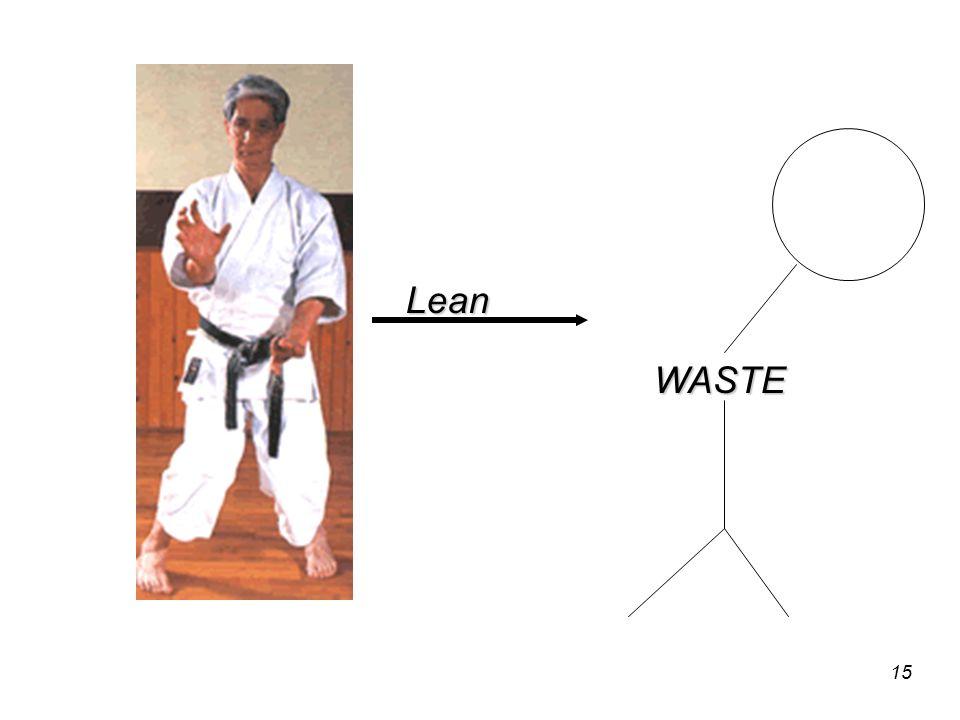 WASTE Lean 15