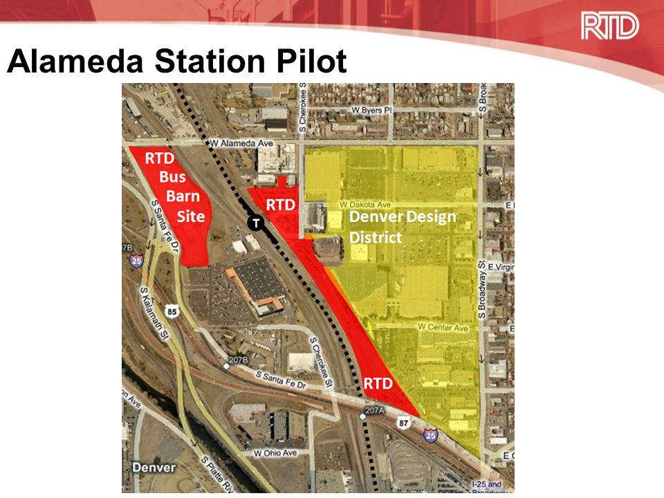 Alameda Station Pilot