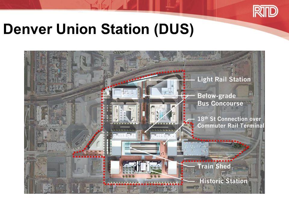 Denver Union Station (DUS)