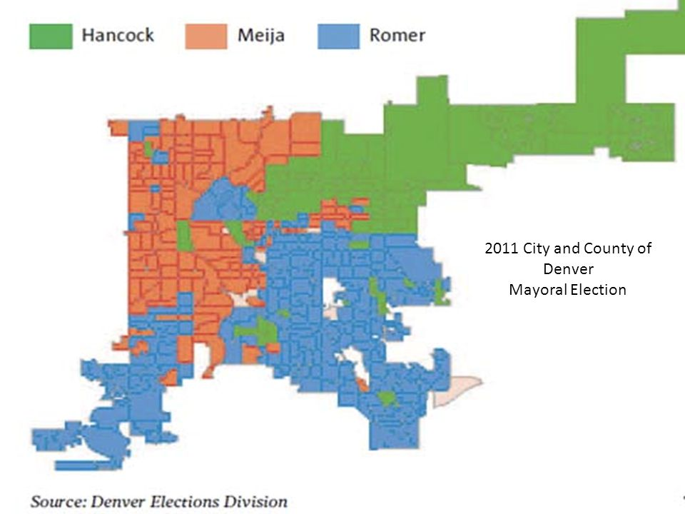 2011 City and County of Denver Mayoral Election