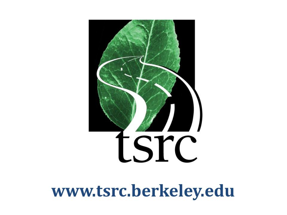 www.tsrc.berkeley.edu