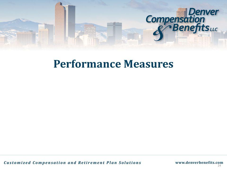 Performance Measures 24