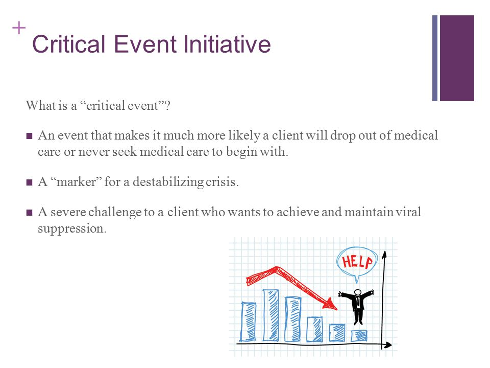 + What is a critical event .