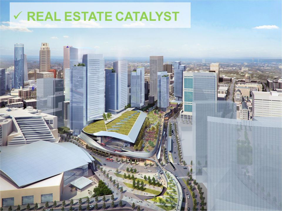 REAL ESTATE CATALYST