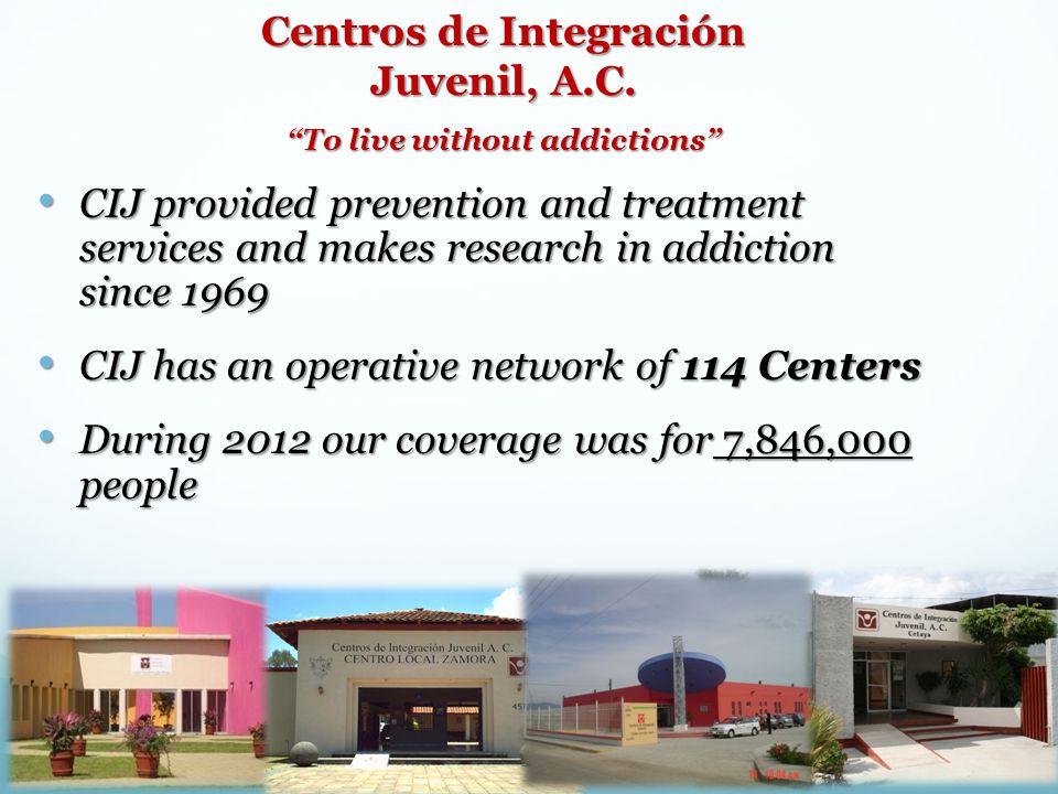 Centros de Integración Juvenil, A.C.