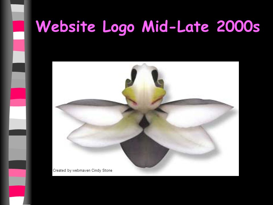 Website Logo Mid-Late 2000s Created by webmaven Cindy Stone