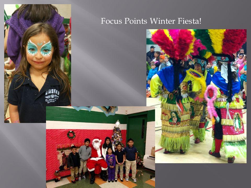 Focus Points Winter Fiesta!