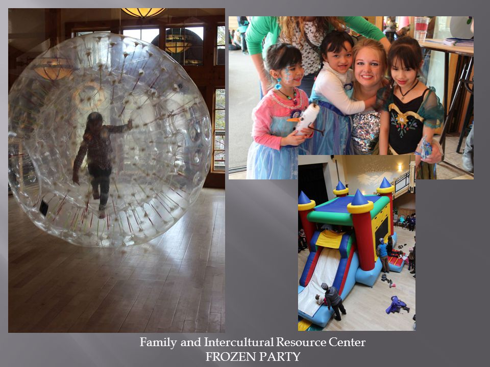 Family and Intercultural Resource Center FROZEN PARTY