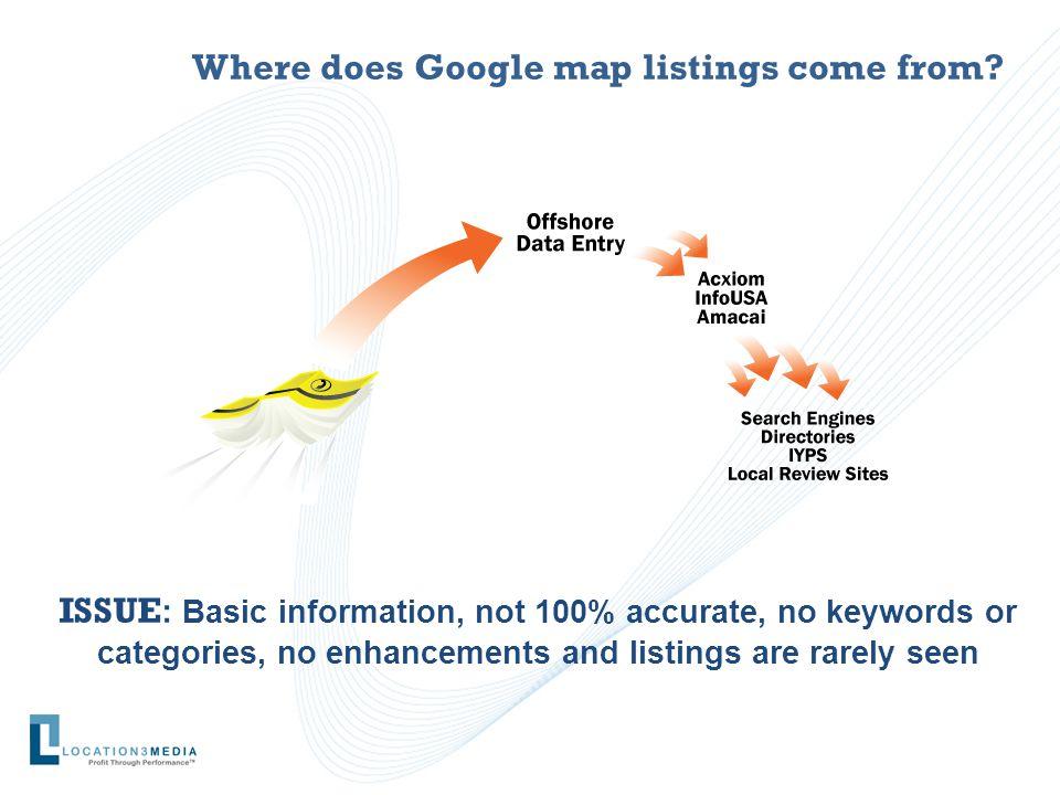 Enhance your business data