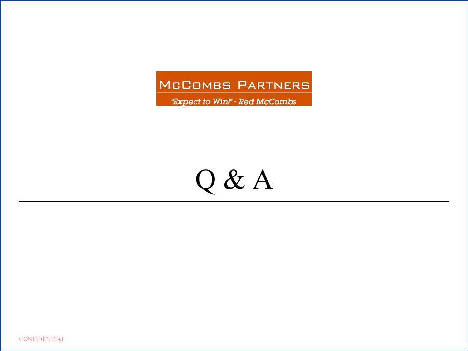 CONFIDENTIAL Q & A
