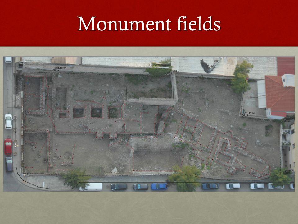 Monument fields