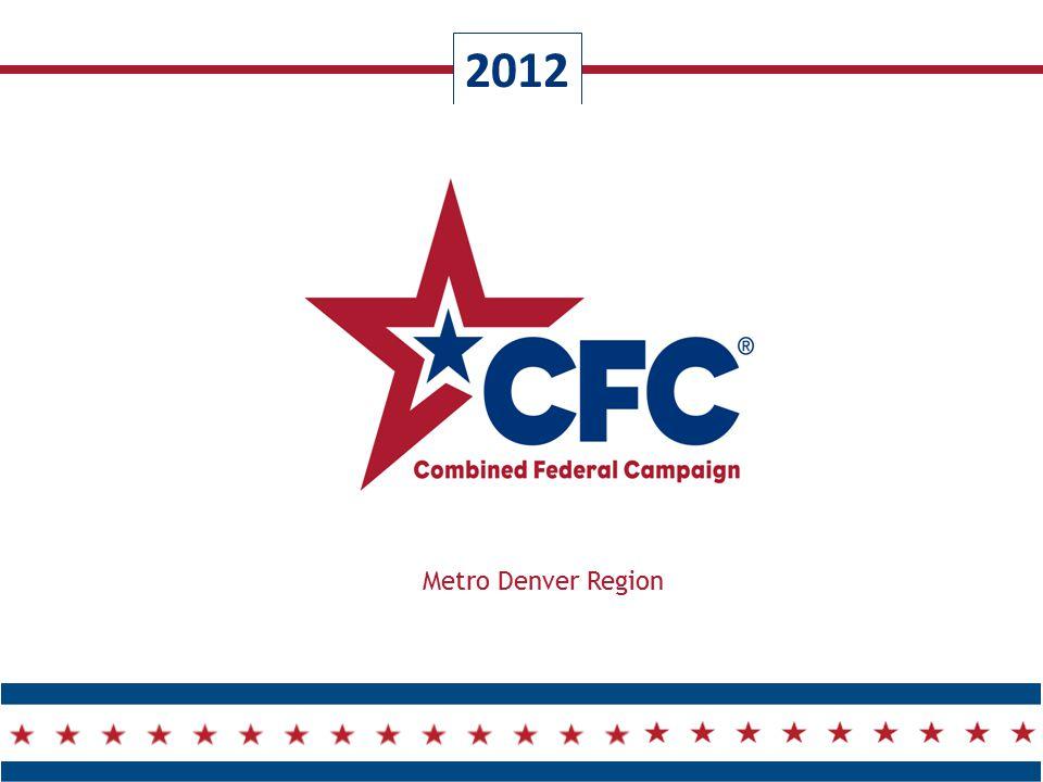 2012 Metro Denver Region