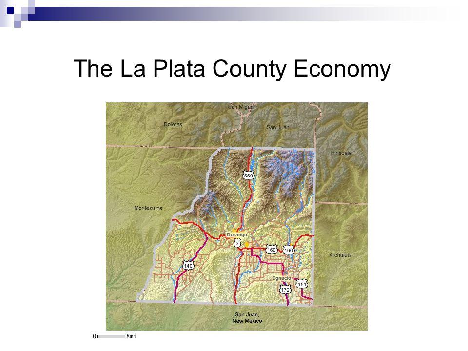 The La Plata County Economy