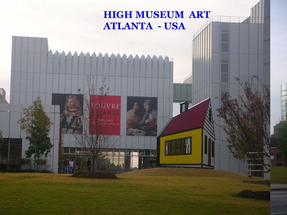 AKRON ART MUSEUM OHAIO - USA AKRON ART MUSEUM