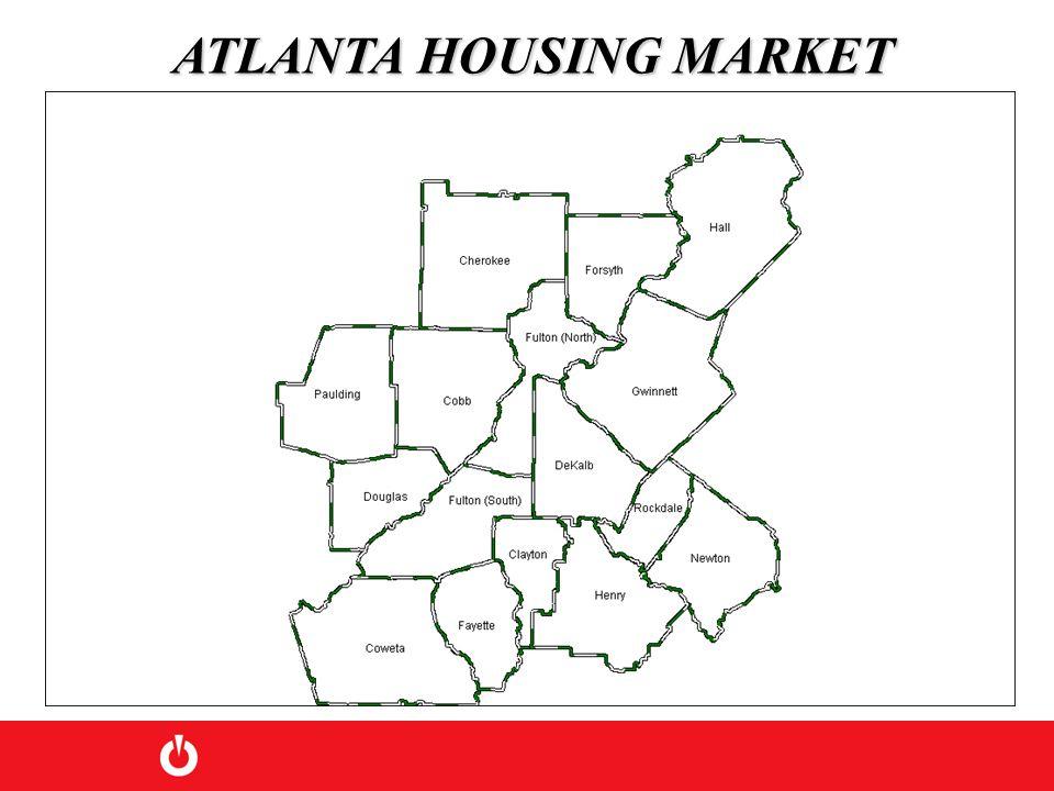 ATLANTA HOUSING MARKET