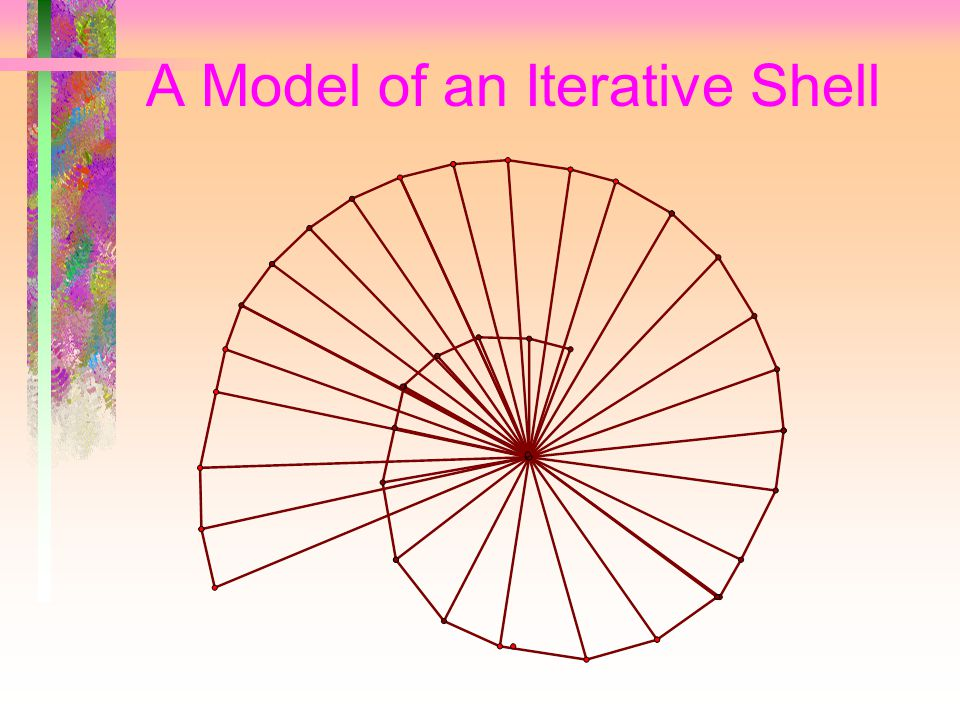 A Model of an Iterative Shell