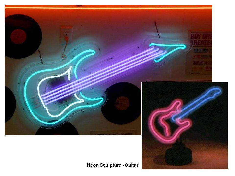 Erik A Frandsen 2008 Neon Lamp'
