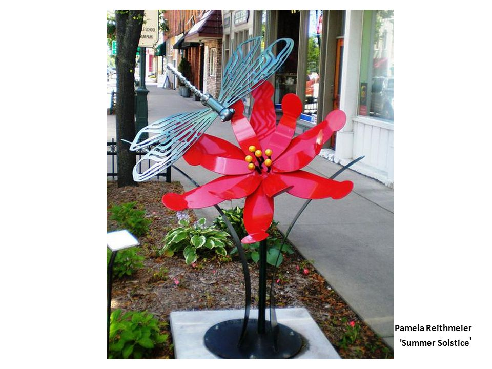 Frederick Meijer Sculpture Park Children s Garden, Grand Rapids, Michigan