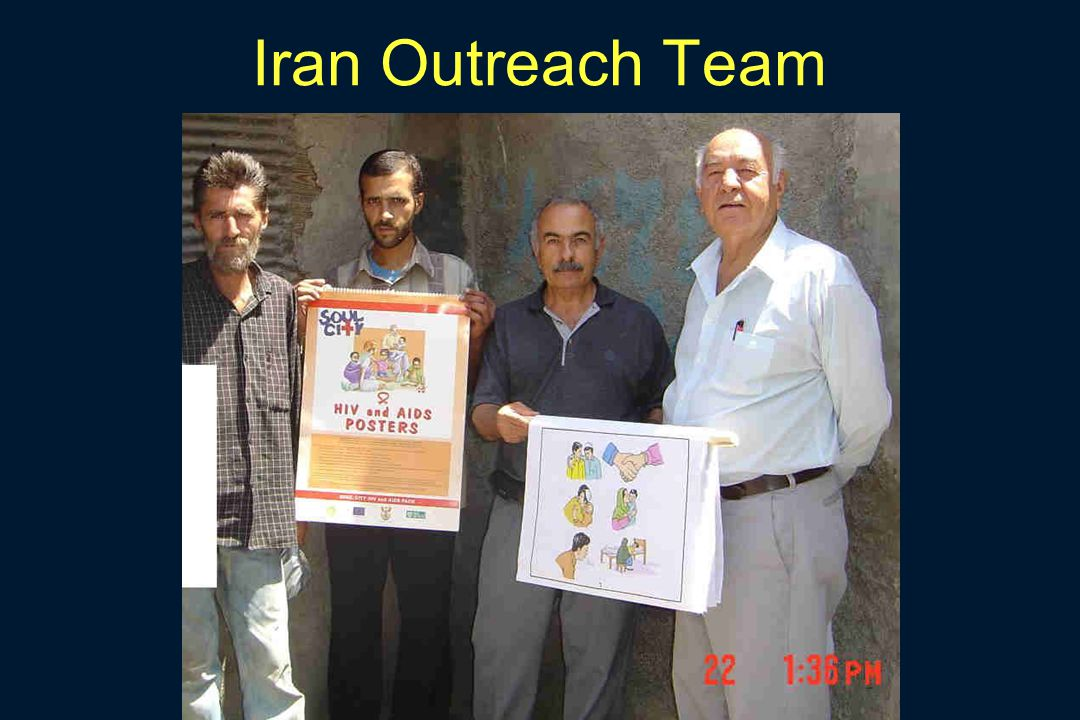 Iran Outreach Team