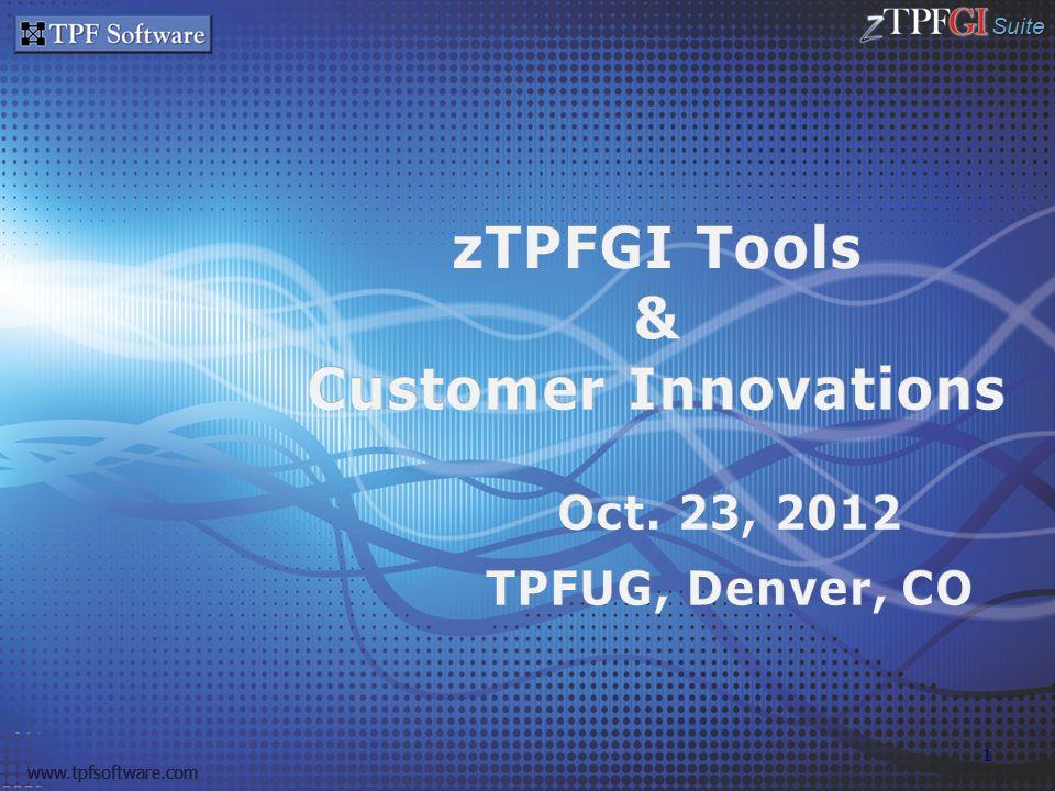 Suite www.tpfsoftware.com 1