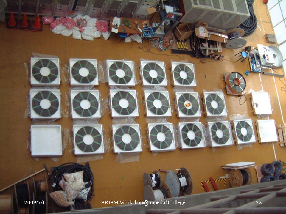 2009/7/1PRISM Workshop@Imperial College32