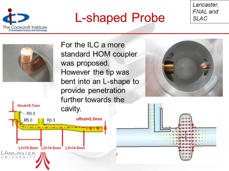 On-Cell damping It is also possible to couple to the cavity equator rather than the beampipe.