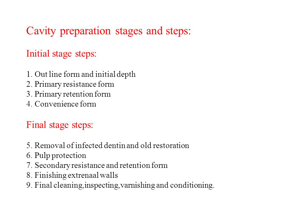 Adjoining restorations: - Can repair or replace existing Amalgam filling defective part if the remaining Amalgam filling is good - Adjoining restoration on occlusal surface coz new restoration dove tail can be prepare without eliminating existing restoration dove tail - May prepare Amalgam filling in two or more phases ( eg.