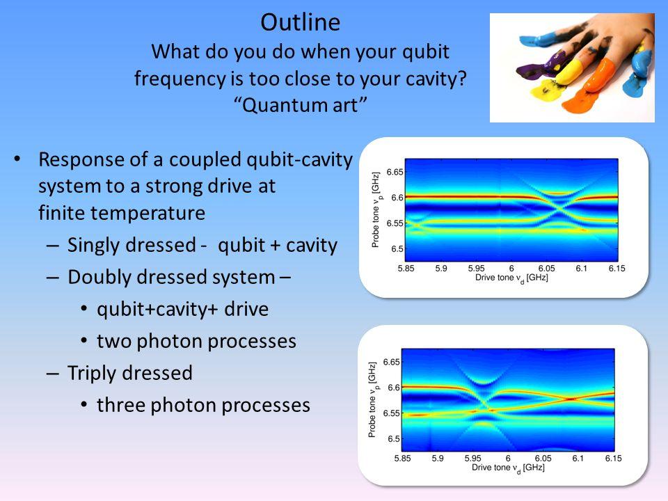 2½D - Transmon coupled to microstrip cavity Sandberg, et al., APL 102, 072601 (2013) Qubit
