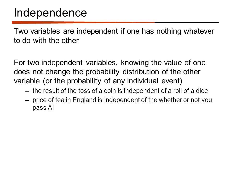 Naïve Bayes Text Classification Does the Naïve Bayes assumption hold.