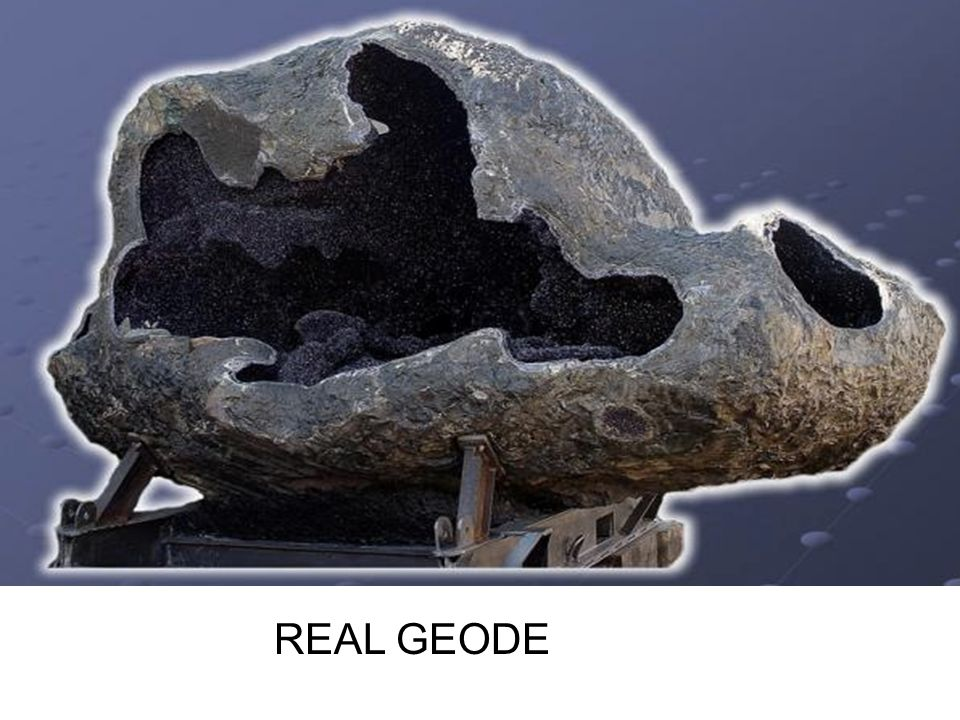 REAL GEODE