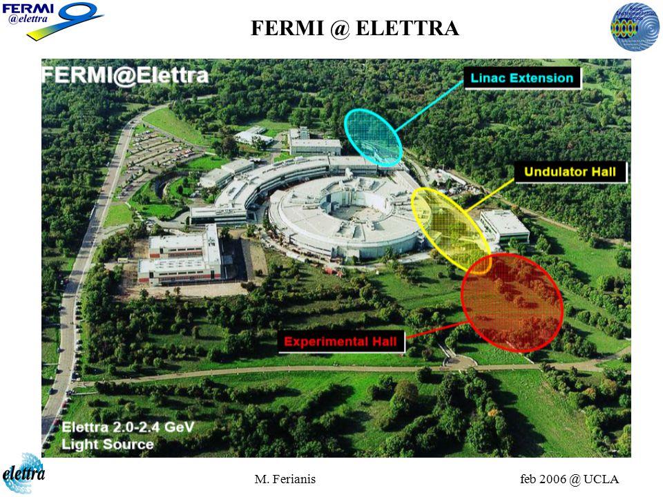 M. Ferianis feb 2006 @ UCLA FERMI footprint