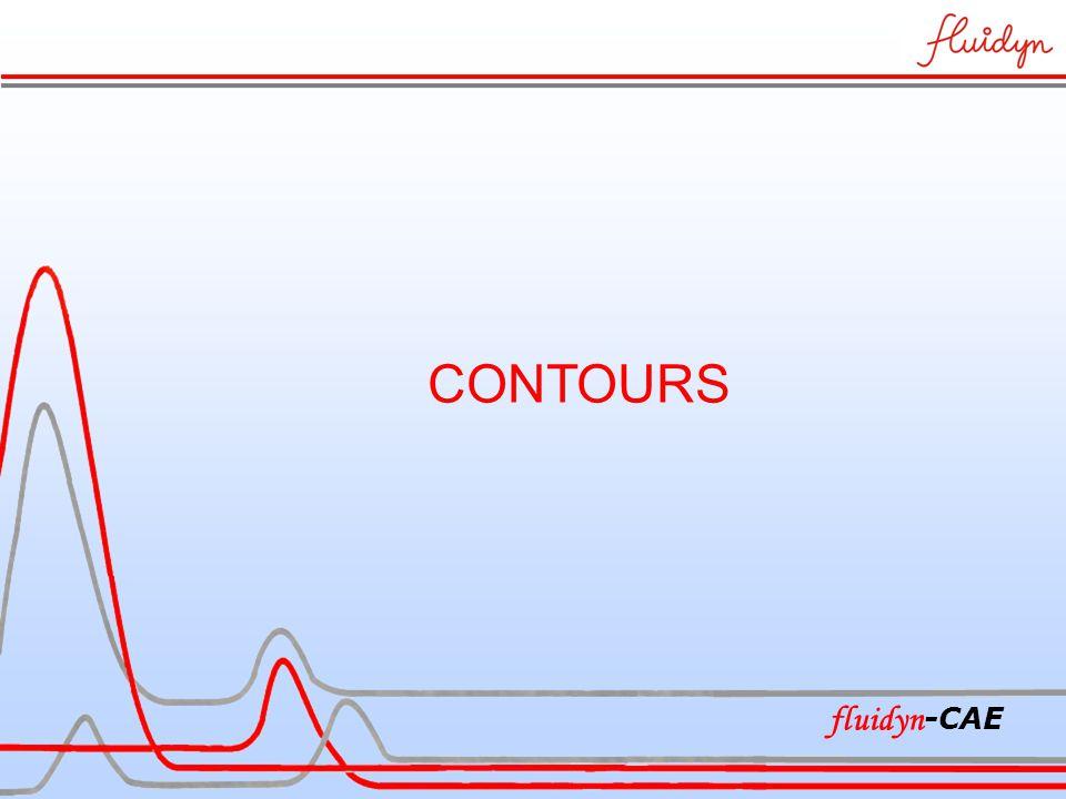 CONTOURS fluidyn -CAE