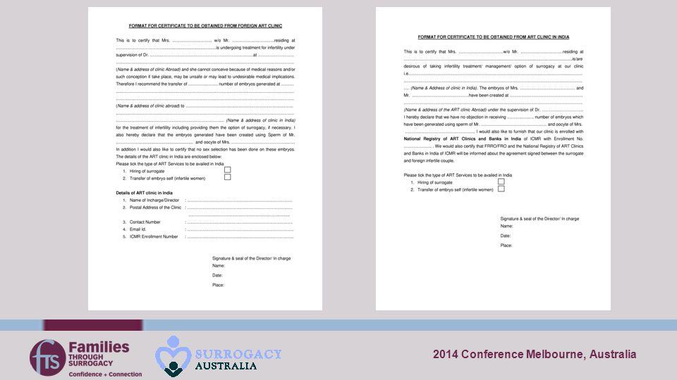2014 Conference Melbourne, Australia