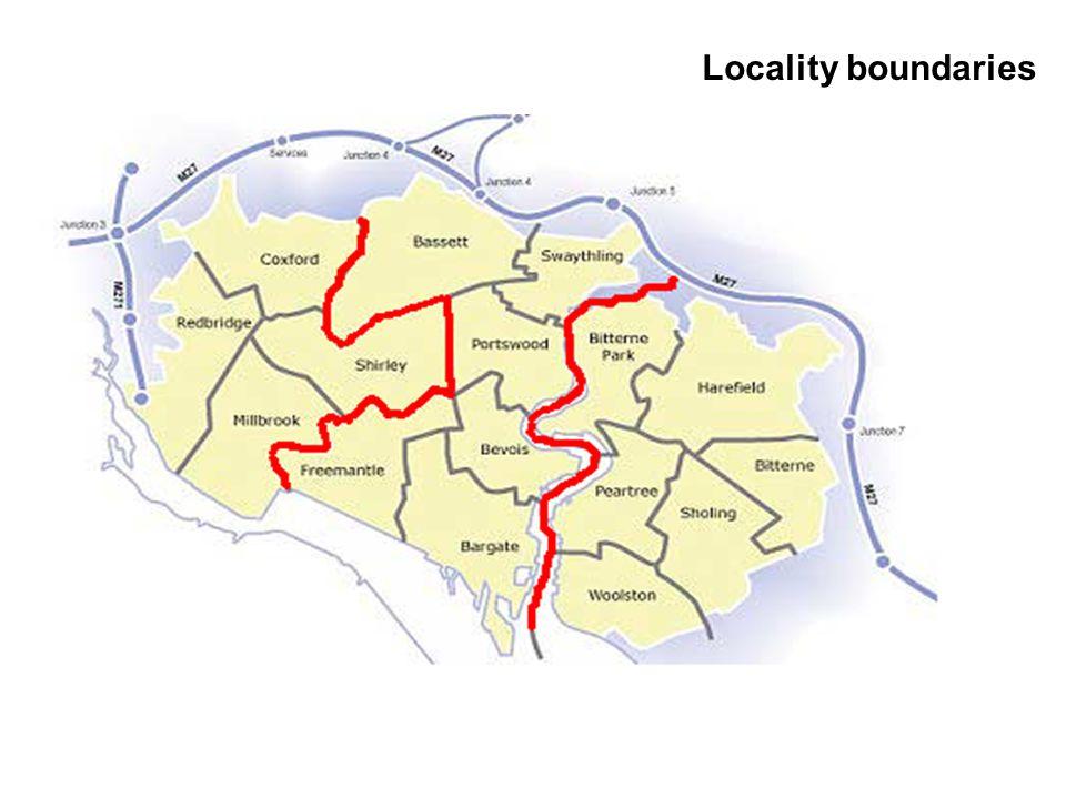 6 Locality boundaries