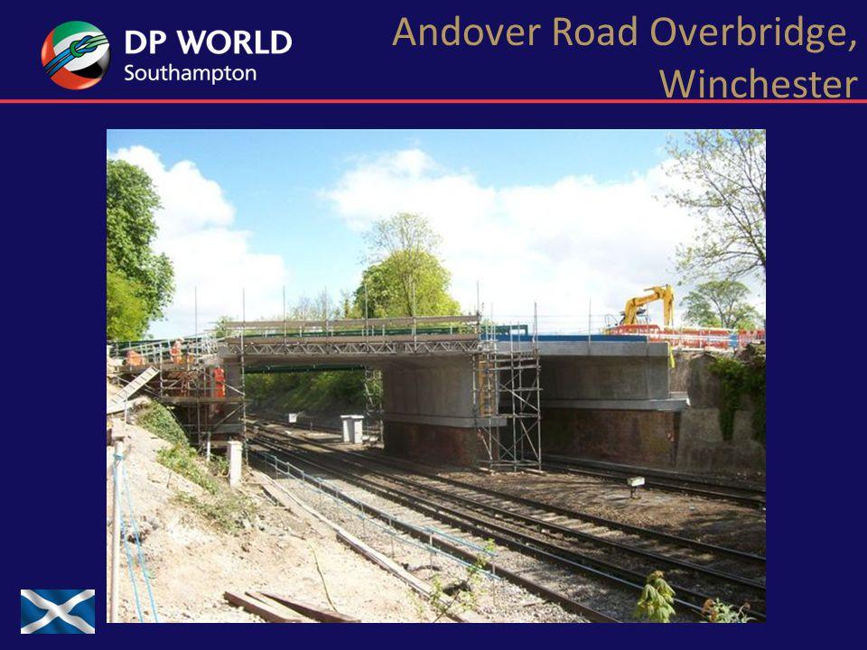 Andover Road Overbridge, Winchester