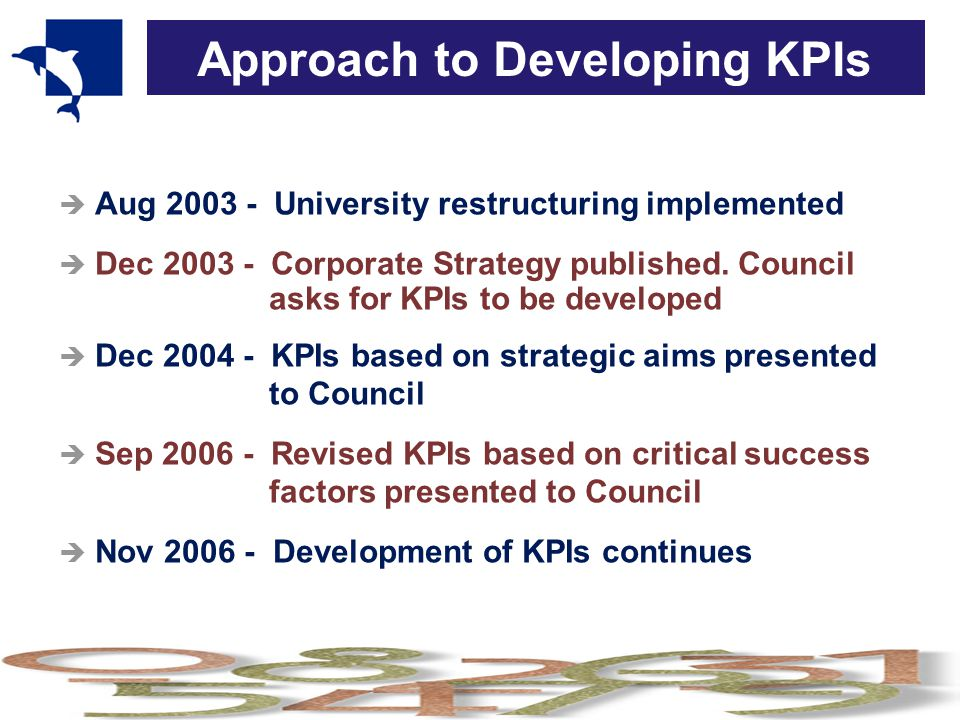 Mapping of CSFs to Strategic Aims