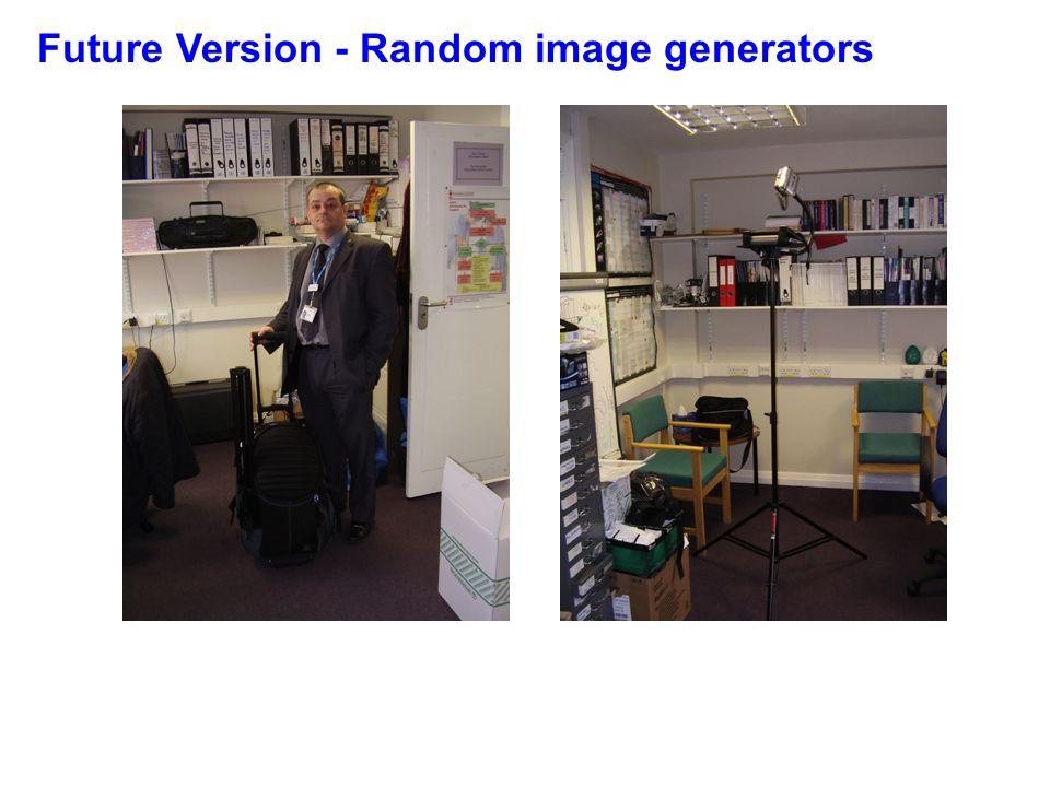 Future Version - Random image generators