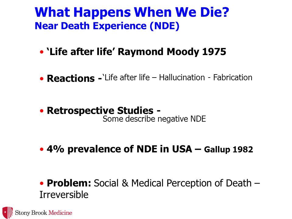 What Happens When We Die.