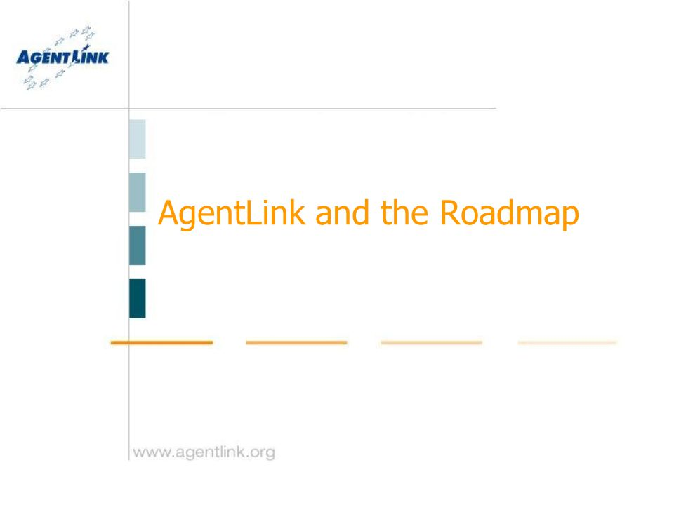 AgentLink and the Roadmap