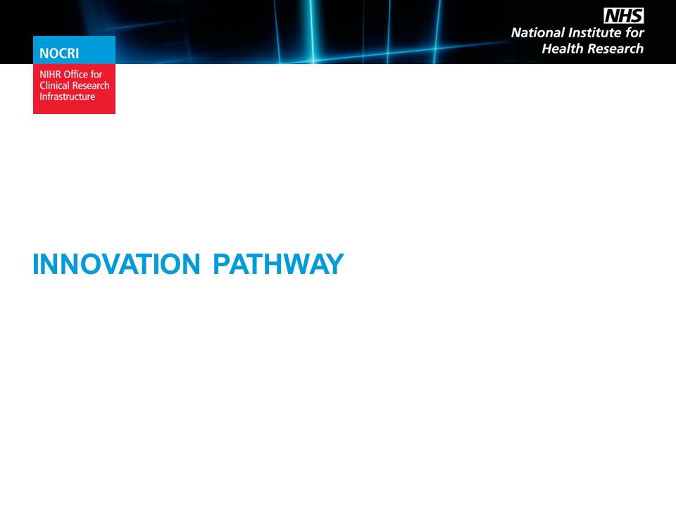 INNOVATION PATHWAY
