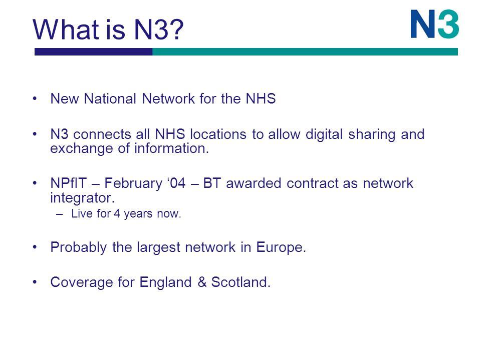 What is N3.