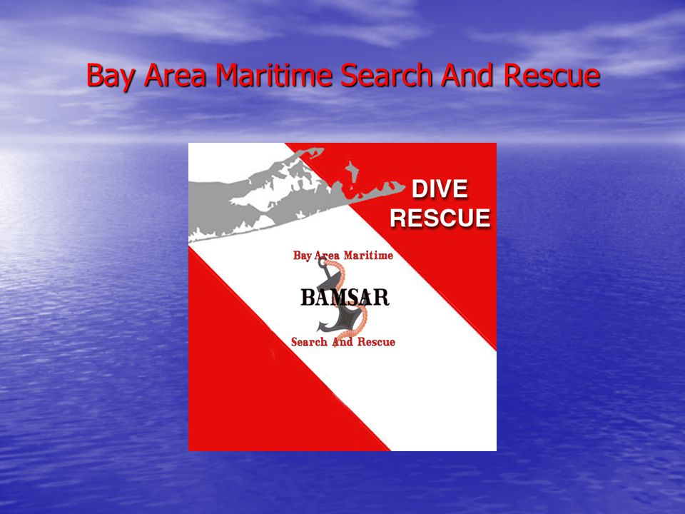 Bay Area Maritime Search And Rescue