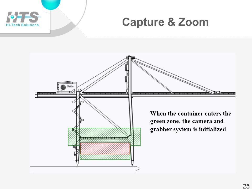 Camera configuration (front) 24