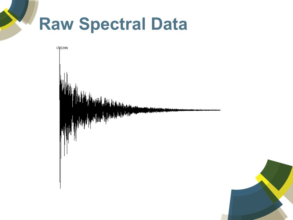Raw Spectral Data