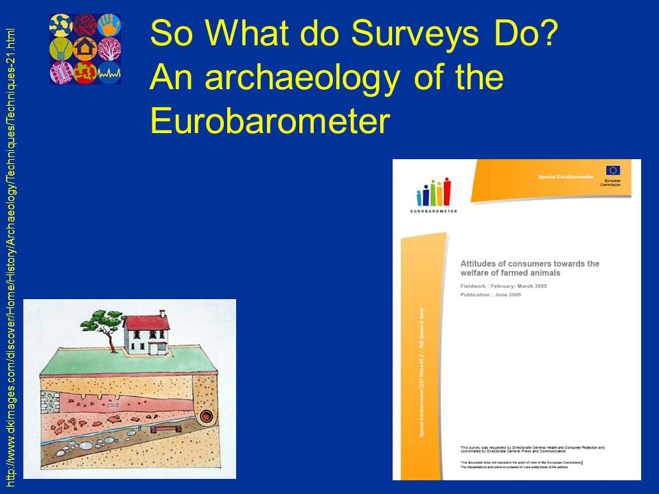 10 So What do Surveys Do.
