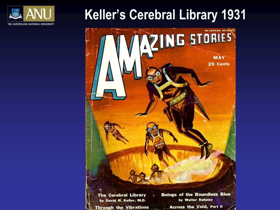Keller's Cerebral Library 1931