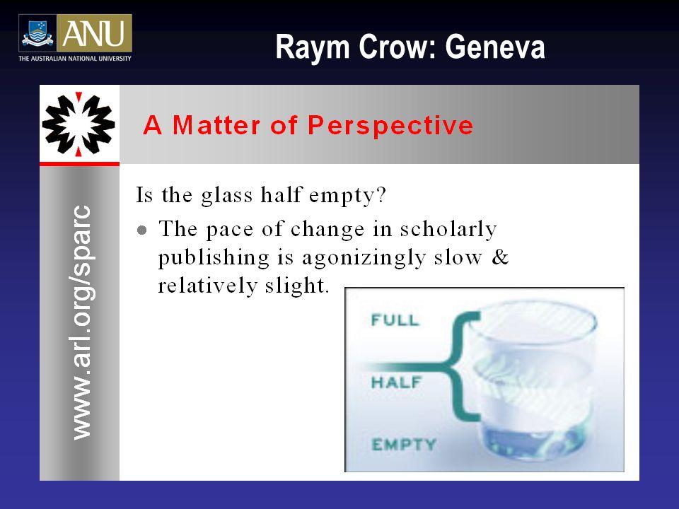 Raym Crow: Geneva