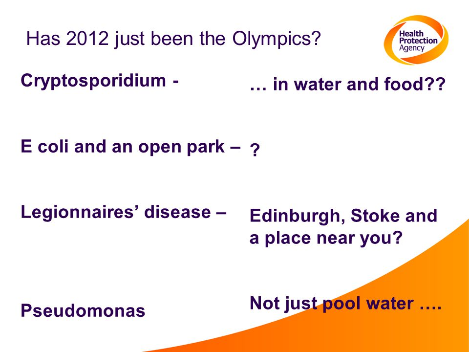 Has 2012 just been the Olympics.