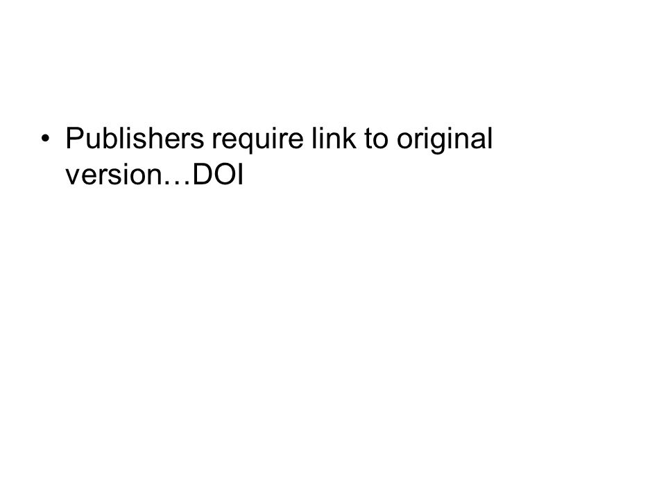Publishers require link to original version…DOI